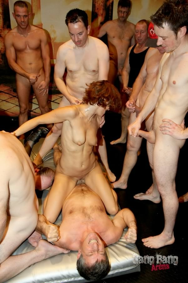 sex party gangbang Jylland