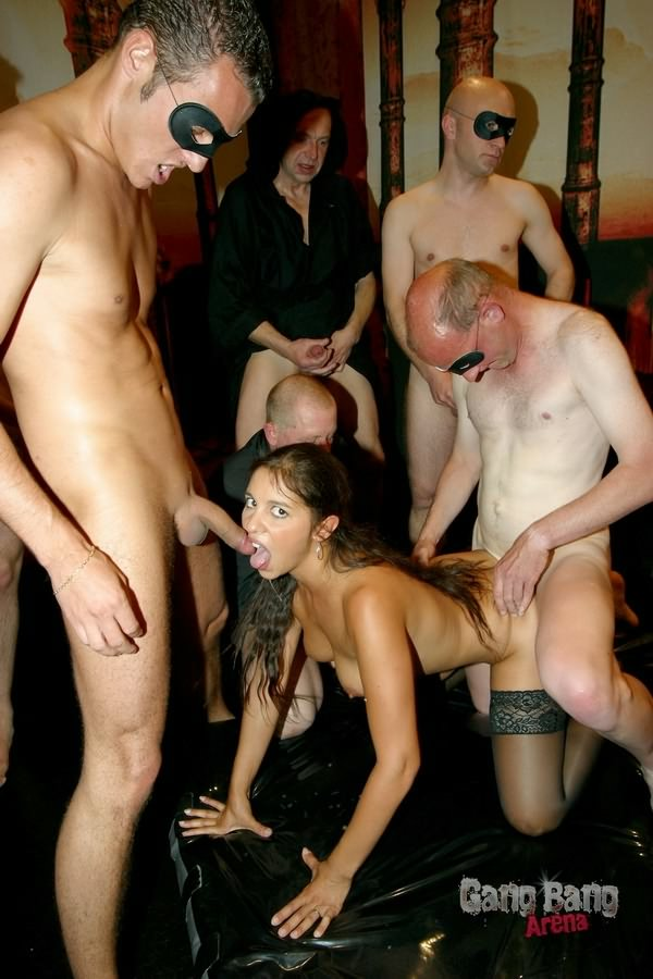 gang bang nrw latex sex